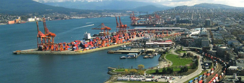 The Port of Vancouver